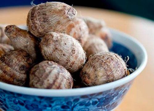 ăn khoai sọ có giảm cân được không