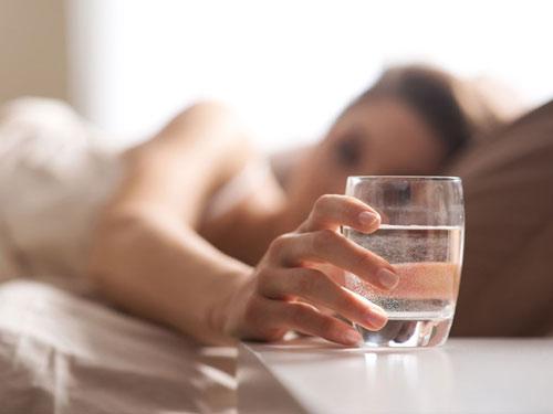 phương pháp giảm cân bằng nước lọc