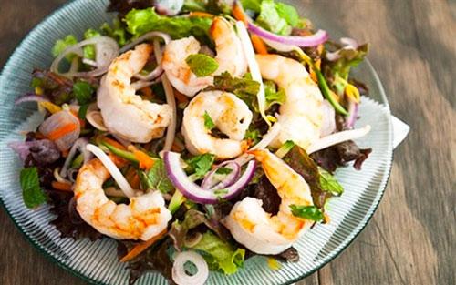 giảm cân từ rau diếp cá