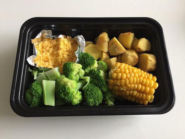 thực đơn eat clean 7 ngày đơn giản
