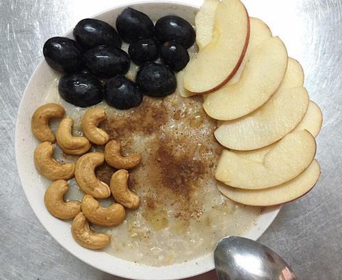 thực đơn eat clean cho bữa sáng