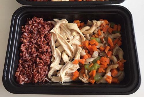 thực đơn eat clean cho người ăn chay