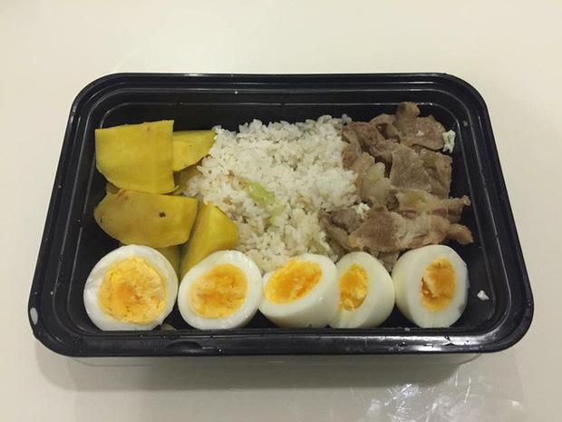 thực đơn eat clean đơn giản