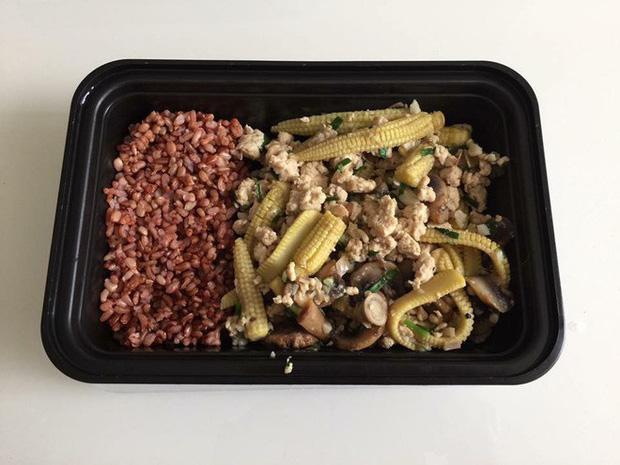 thực đơn eat clean giảm cân 7 ngày