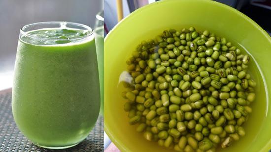 ăn đậu xanh giảm cân