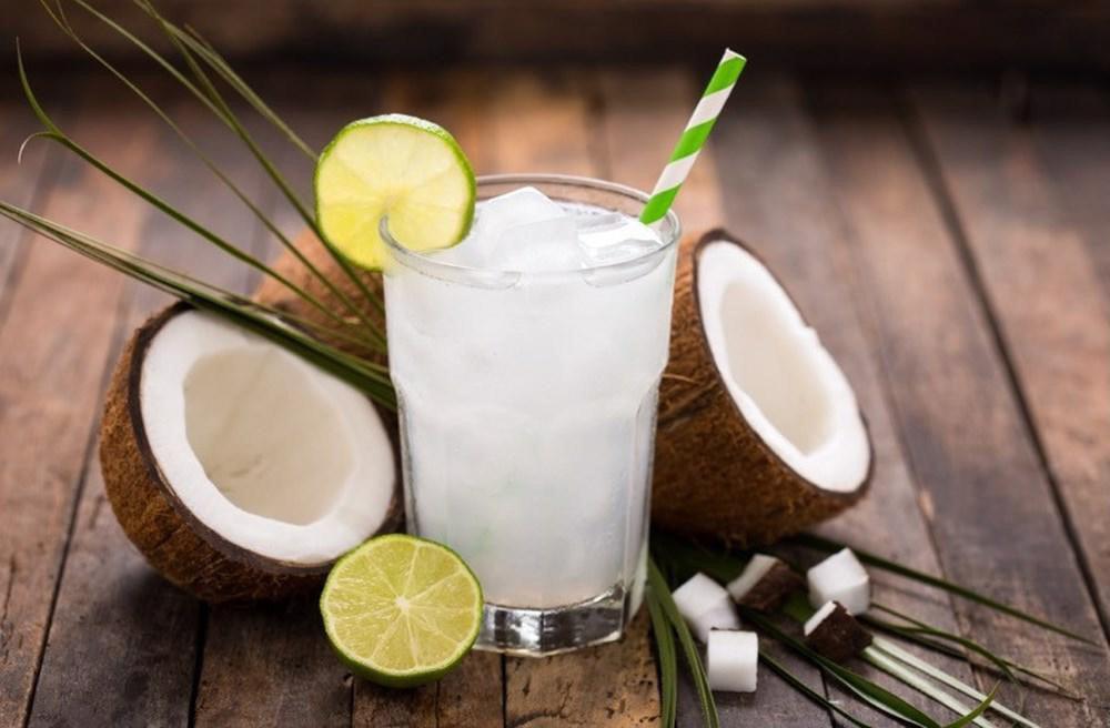uống nước dừa có tốt không