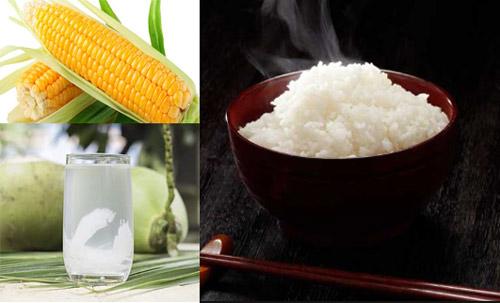 uống nước dừa giảm cân