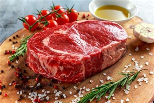 thịt bò có chất gì