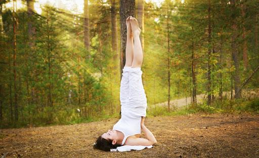thể dục giảm cân buổi sáng